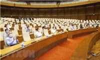 Họp Quốc hội: Sẵn sàng phươngán phòng, chống dịch COVID-19