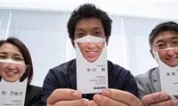 Nhật Bản: ra mắt danh thiếp in hình nụ cười của chủ nhân