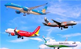 Dừng toàn bộ đường bay nội địa chở khách tới các tỉnh phía Nam