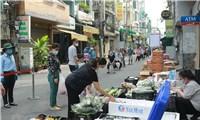 Dịch COVID-19: Tăng kết nối cung ứng thực phẩm ở các tỉnh phía Nam