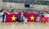 Đội tuyển futsal Việt Nam tập trung chuẩn bị cho World Cup 2021