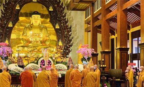 Giáo hội Phật giáo Việt Nam kêu gọi tăng ni, phật tử 'cấm túc'