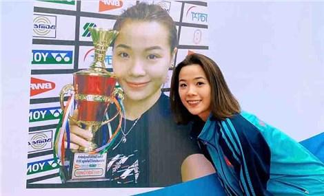 Vẻ đẹp ngọt ngào của tay vợt nữ số một Việt Nam ở Olympic Tokyo