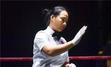 Nữ boxing đầu tiên của Việt Nam khát vọng bứt phá