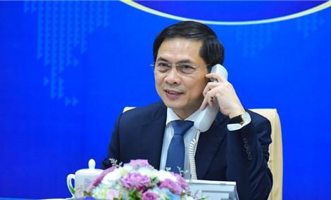 Pháp thúc đẩy cung cấp vaccine Covid-19 cho Việt Nam nhiều nhất và sớm nhất qua COVAX