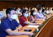Quốc hội tiếp tục rút ngắn 3 ngày họp để tập trung chống dịch Covid-19