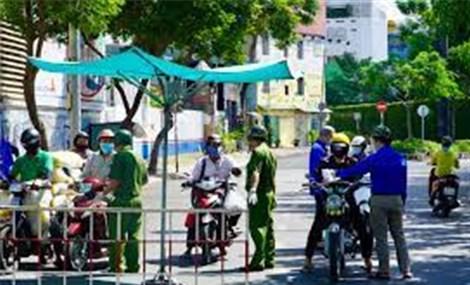 TP Hồ Chí Minh quy định thời gian người dân được đi ngoài đường