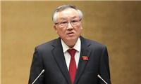 Ông Nguyễn Hòa Bình tái đắc cử Chánhán TAND tối cao