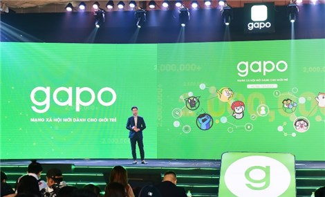 Mạng xã hội Việt Gapo: Hành trình 2 năm với 6,3 triệu người dùng