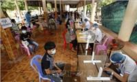 Campuchia ghi nhận số ca nhập cảnh mắc COVID-19 cao nhất từ trước đến nay