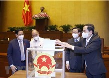 Phê chuẩn, bổ nhiệm bốn Thẩm phán Tòaán nhân dân tối cao