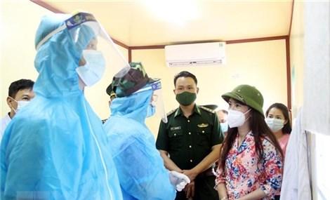 Lạng Sơn phát hiện ca dương tính với SARS-CoV-2 sau 50 ngày