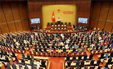 Thông cáo báo chí số 09, Kỳ họp thứ nhất, Quốc hội khóa XV