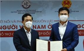 Kết nối kiều bào Việt tại nước ngoài thúc đẩy đổi mới sáng tạo