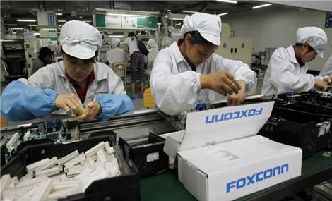 Apple, LG đề nghị một công ty Việt để dành đất xây nhà máy