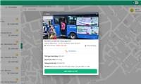 Ứng dụng bản đồ giúp tìm xe thực phẩm lưu động tại TP HCM