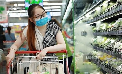 Hà Nội mở thêm 328 điểm bán hàng hóa thiết yếu