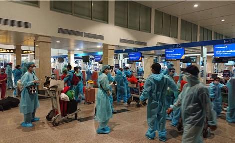 Chuyến bay không lợi nhuận chở 380 người dân Quảng Nam từ TP Hồ Chí Minh về quê