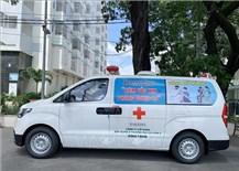 TP Hồ Chí Minh: Triển khai Xe tiêm chủng lưu động hỗ trợ đúng tiến độ tiêm vắc-xin