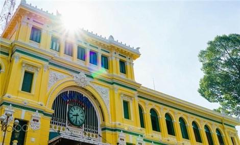 Sài Gòn sống như tia nắng mặt trời