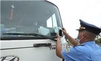 Quản lý chặt lái xe để tránh lây nhiễm dịch giữa các địa phương