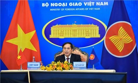 ASEAN đề nghị Hàn Quốc thúc đẩy hợp tác sản xuất và cung ứng vaccine Covid-19