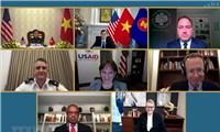 Hội thảo trực tuyến về khắc phục hậu quả chiến tranh Việt Nam