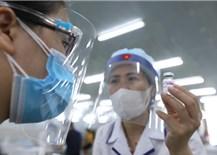 Gần 25% dân số từ 18 tuổi trở lên ở TP.HCM được tiêm vaccine Covid-19