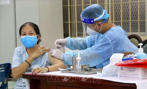 TP Hồ Chí Minh kiến nghị phân bổ 5,5 triệu liều vaccine để đạt kế hoạch tiêm chủng
