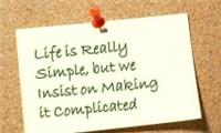 Liệu có những cách đơn giản để giải quyết các vấn đề phức tạp?