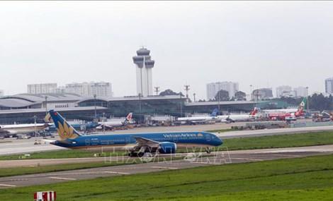 Dừng đường bay TP Hồ Chí Minh - Hà Nội