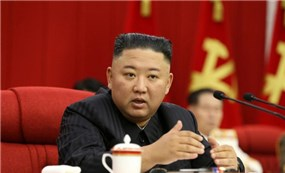 Kim Jong-un mobilizes the army to help flood areas