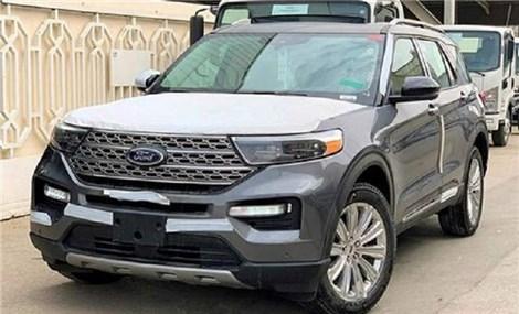 Ford Explorer 2021 chính hãng về Việt Nam, giá trên 2 tỉ đồng