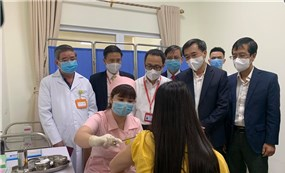 Vietnam's second Covid-19 vaccine candidate to be tested in phase 2