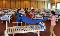 Campuchia không cho phép người nhiễm biến thể Delta điều trị tại nhà