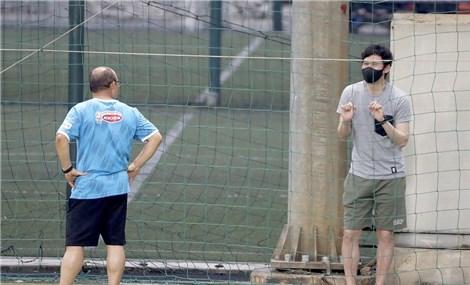 HLV Park Hang-seo tái ngộ học trò cũ tại tuyển Việt Nam