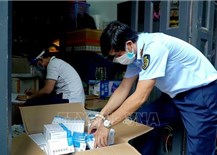 TP Hồ Chí Minh: Thu giữ số lượng lớn thuốc tân dược nhập lậu