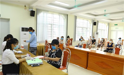Hà Nội ra chính sách đặc thù hỗ trợ 10 nhóm đối tượng gặp khó do COVID