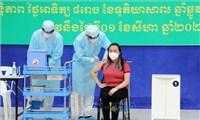 Số ca mắc mới tại Campuchia tăng trở lại