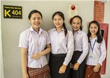 Prince Group hợp tác với Caring for Cambodia tài trợ cho chương trình giáo dục cho 7.000 sinh viên nghèo