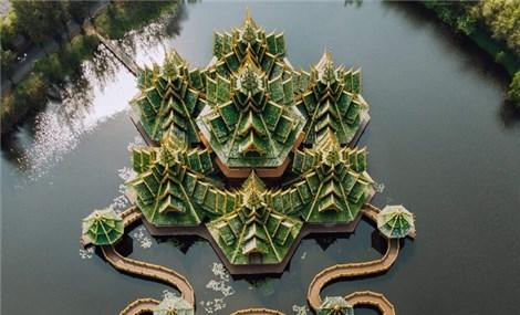 """Ấn tượng với kiến trúc """"độc"""" của bảo tàng nổi tiếng Thái Lan"""