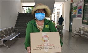 TP Hải Phòng: Hỗ trợ 2 triệu đồng mỗi hộ dân đang sinh sống tại TP Hồ Chí Minh