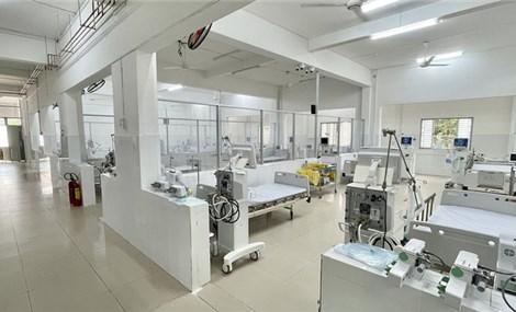 Trung tâm ICU quốc gia lớn nhất miền Tây hoạt động