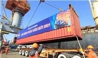 Hàng hóa container qua các cảng biển Việt Nam tăng 18%