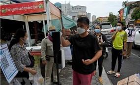 Campuchia nỗ lực tách riêng các ca nhiễm biến thể Delta