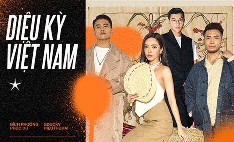 Khát vọng đưa nhạc Việt ra thế giới.