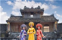 Hue city will become the capital of Ao Dai
