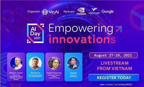 AI Day 2021 tìm giải pháp phát triển AI tại Việt Nam