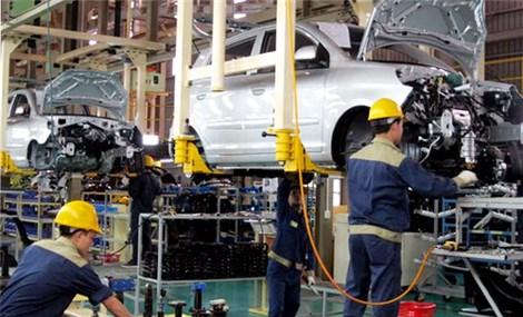 Ngành công nghiệp ôtô Việt Nam tự sản xuất được những gì?