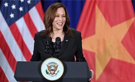 Báo chí quốc tế viết về chuyến thăm Việt Nam của bà Harris
